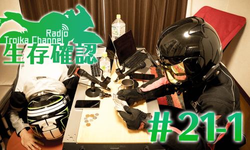生存確認 #21 「『およそ3』宣言!ふつおた特集」 放送後記
